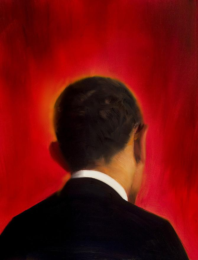 Robert Hunt, Obama, Illustration