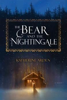 Robert Hunt, book cover, Bear and Nightingale, amazon