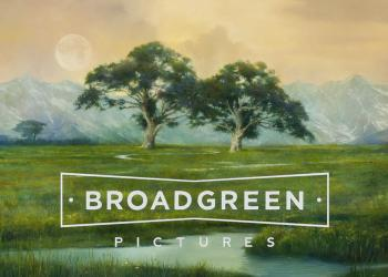 Broad Green, Logo, Robert Hunt, art, painting, broadgreen logo